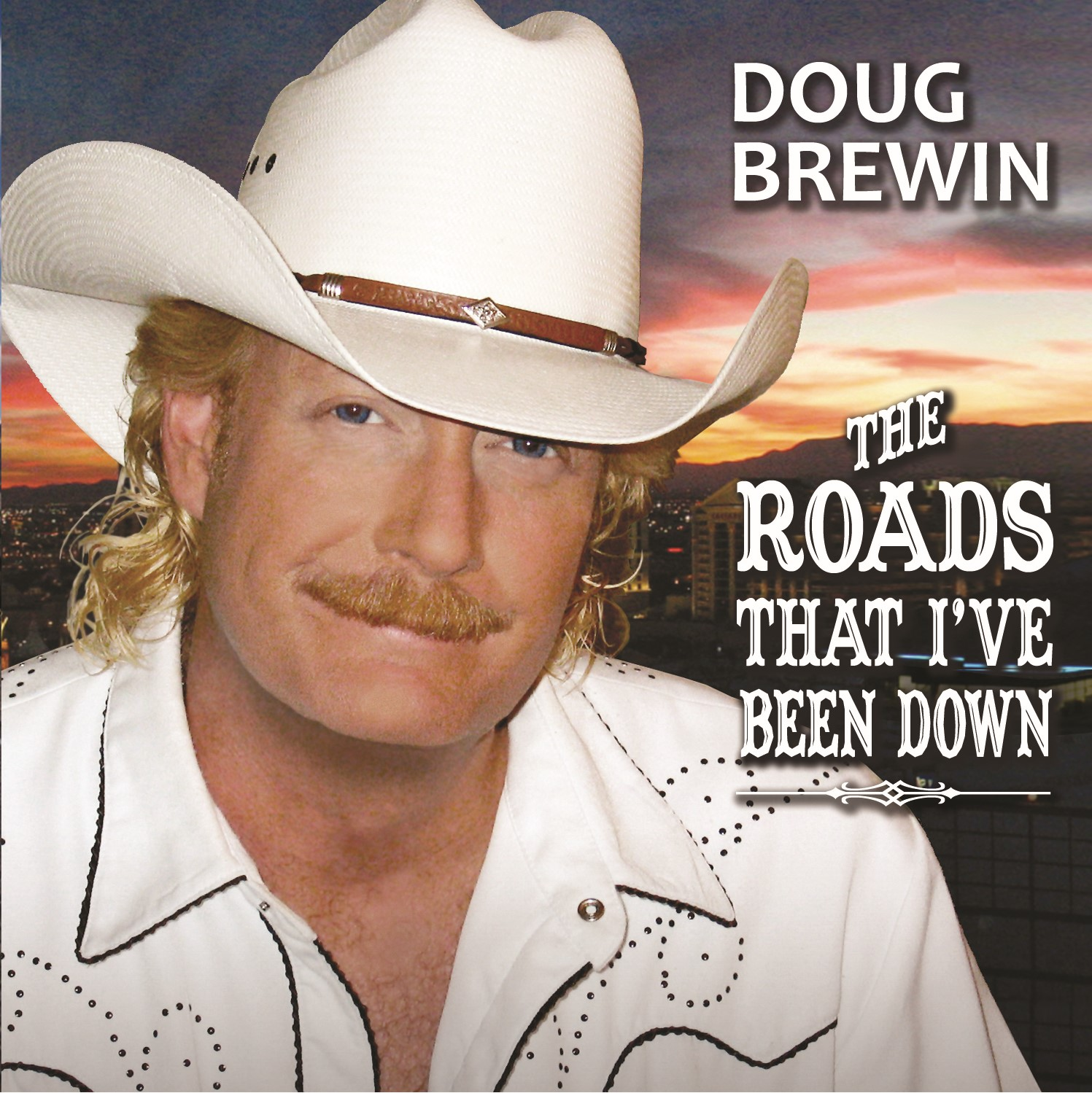 Doug Brewin and Late Nite Rodeo CD